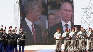Obama vil snitte mere i h�rdt s�rede Rusland