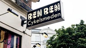 Bes�g en cykelbutik helt uden for kategori