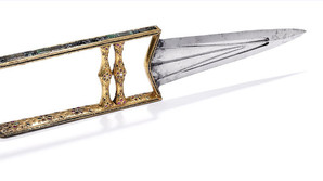 Fyrstens daggert gik for en formue