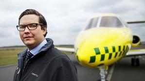 Jyske privatfly lastes med diskretion og dj's