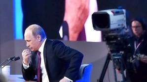 Putin: Ruslands krise kan vare to �r endnu