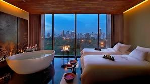 Luksusweekend i Asien