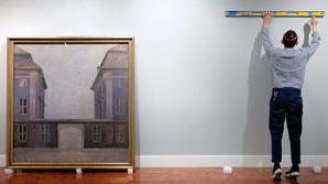 Danmarks dyreste kunstmaler indtager New York