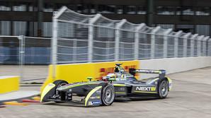Lydl�st racerl�b i h�lene p� Formel 1