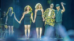 Op og ned med Stevie Wonder