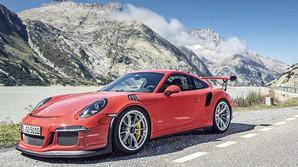 Ny Porsche 911 - Hardcore gennem h�rn�lesvingene