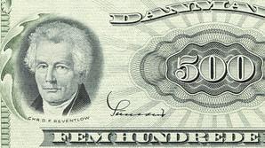 De Ti Bud: Gamle penge blev med et slag guld v�rd