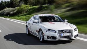 Din n�ste Audi bliver intelligent