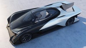 1000 hestekr�fter i ny Tesla-udfordrer