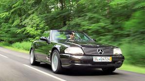Gammel Mercedes er et r�verk�b til 1 mio kr