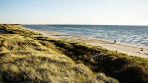 "S�dan serverer ""Danmarks Ibiza"" den jomfruelige pengemaskine"