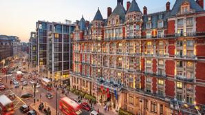 Hotel-flagskib i Londons fineste kvart�r