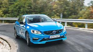 Us�dvanlig Volvo udfordrer tyske muskelbiler