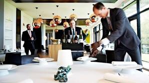 Aarhusiansk top-restaurant er n�sten for meget af det gode