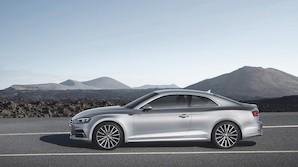Syv �r �ldre men 60 kilo lettere: Her er Audis nye coup�