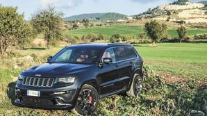Jeeps V8-monster er p� vej til Danmark