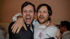 Historisk dag for dansk gastronomi: Michelin-sejren i billeder