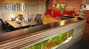 Nyt hotel for kr�sne kontornussere