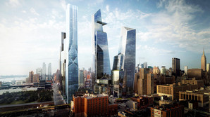 Privat skyskraber-bydel til 110 mia. kr.