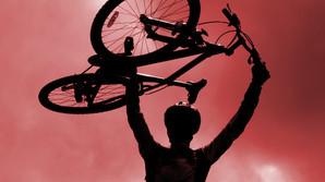 Blog fra mountainbiken: Jagten p� ilden