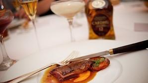 Tag en whisky-sjus til gourmet-middagen