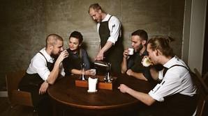 Elegant og rustik Aarhus restaurant - Uden peber