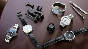 Rolex, Omega og IWC - gode investeringer til dit h�ndled