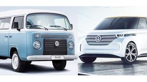 """VW afsl�rer fremtidens """"folkevognsrugbr�d"""""""