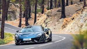 Ny McLaren er en gentleman med superkr�fter