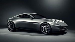 H�r br�let fra James Bonds helt egen Aston Martin