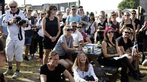 Kendis-ambassad�rer indtog Roskilde