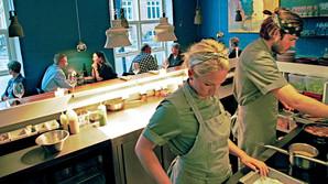 Dejlig Aarhus-mad til meget sm� penge