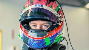 F�dt hurtig? - 24-�rige Christina er Danmarks nye Le Mans-h�b
