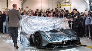 Koffeinchok!: Her er Aston Martins Red Bull-racer