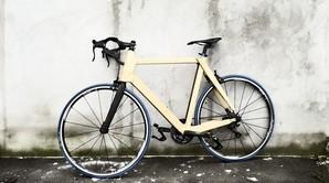 Dansk b�d-familie skaber tr�cykel til 20.000 kr.