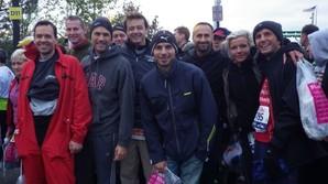 Blogs: Maratonl�bernes egne beretninger