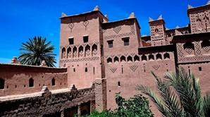 Endestation Qualliwood - Med hele familien gennem Marokko