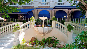 Tidsl�s p� Madrids fornemmeste hotel
