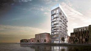 Ny prisrekord p� det k�benhavnske boligmarked