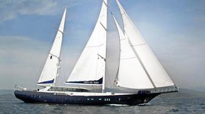 Superyachts med storsejl til salg: Op til 300 mio kr