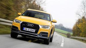 Audi m�der plastikkirurgen - nye forlygter og ny n�se