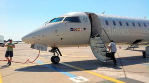 Flyanmeldelse: Pauver tur med SAS til Aarhus