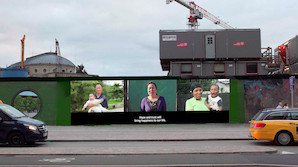 K�mpe kunstfest i K�benhavn: Det skal du se