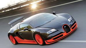 Verdens ti hurtigste gadebiler