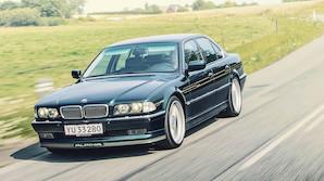 For�rstur i gentleman-BMW'en der kostede mere end en Ferrari