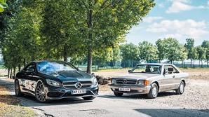 Mercedes nye vidunderbarn m�der morfar