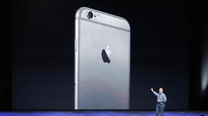 """""""Den nye Iphone er den bedste telefon p� markedet"""""""