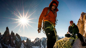 """""""En klatrer, der t�nker for meget, falder m�ske i d�den"""""""