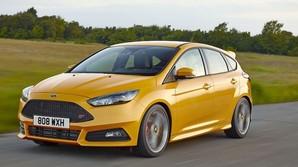Ny Ford med Focus p� fart