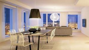 Skyh�je priser p� Danmarks dyreste lejligheder